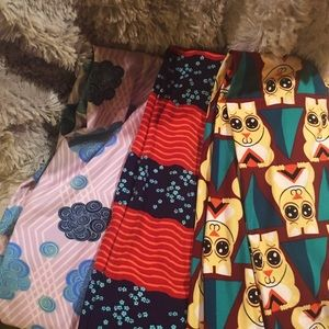 Lularoe bundle leggings